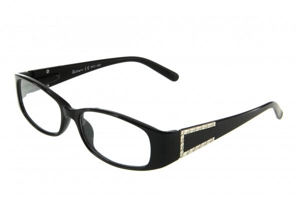 """очки готовые """"Airstyle"""" RFC 583 (пластик) черный"""