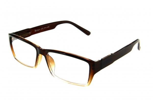 """очки готовые """"Airstyle"""" RFC 908 (пластик) коричневый"""
