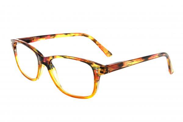 """очки готовые """"Airstyle"""" RFC 977 (пластик) коричневый"""