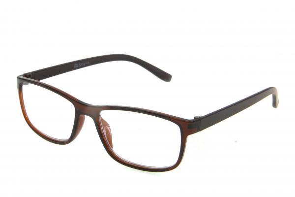 """очки готовые """"Airstyle"""" RP2631 (пластик) коричневый"""