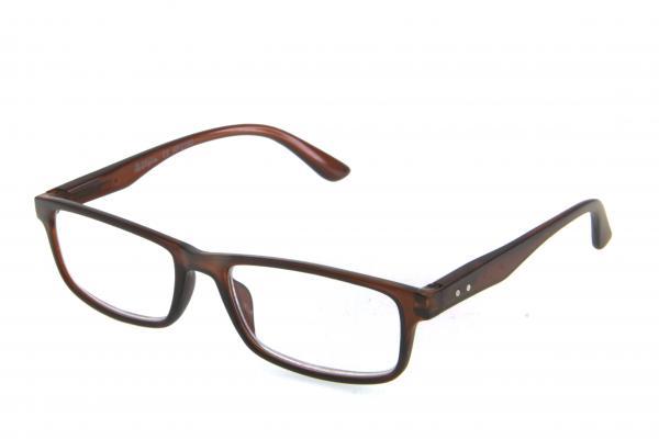 """очки готовые """"Airstyle"""" RP2790 (пластик) коричневый"""