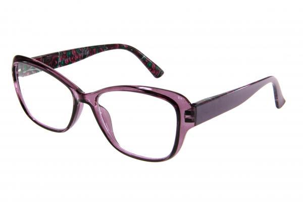 "очки готовые ""Airstyle"" RP3933 (пластик) фиолетовый"