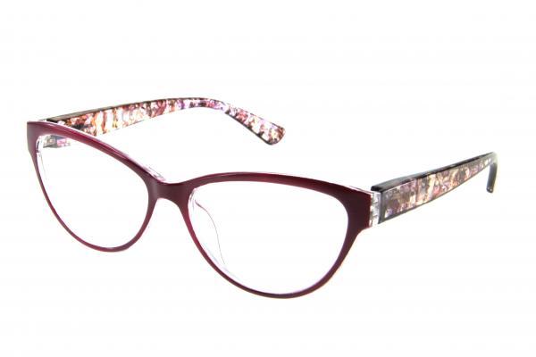 "очки готовые ""Airstyle"" RP5187 (пластик) фиолетовый"