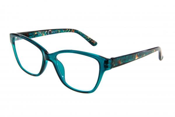 """очки готовые """"Airstyle"""" RP5215 (пластик) зелёный"""