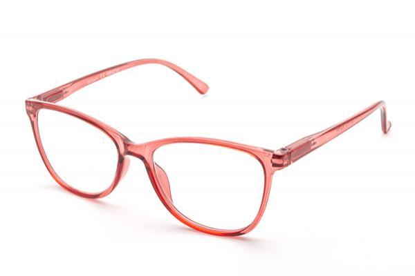 """очки готовые """"Airstyle"""" RP5216 (пластик) розовый"""