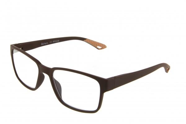 """очки готовые """"Airstyle"""" RP5228 (пластик) коричневый"""