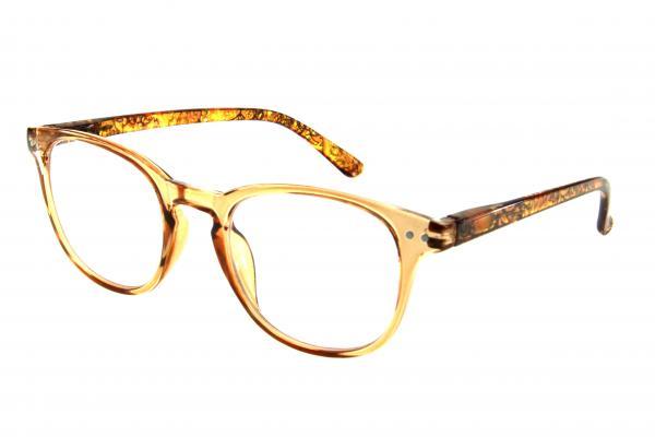 """очки готовые """"Airstyle"""" RP5552 (пластик) коричневый"""