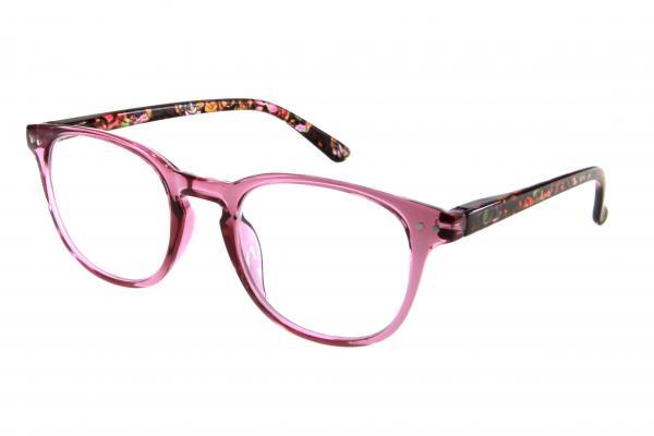 "очки готовые ""Airstyle"" RP5552 (пластик) фиолетовый"