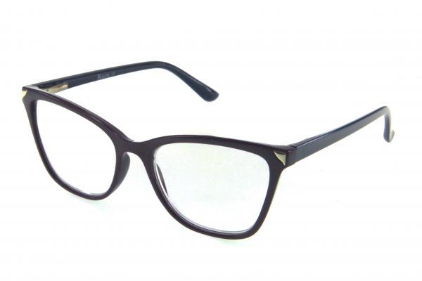 очки готовые RA 0629 L c1 (пластик) фиолетовый