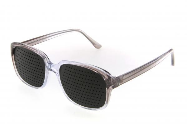Очки тренажёры MATSUDA M0003 А6 (серый)