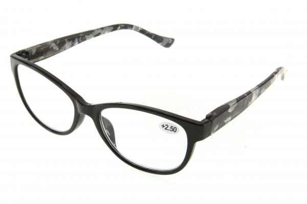 """очки готовые """"Airstyle"""" KC-1218 (пластик) черный"""