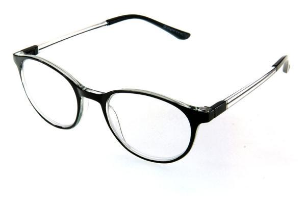 """очки готовые """"Airstyle"""" KC-170 (пластик) черный"""