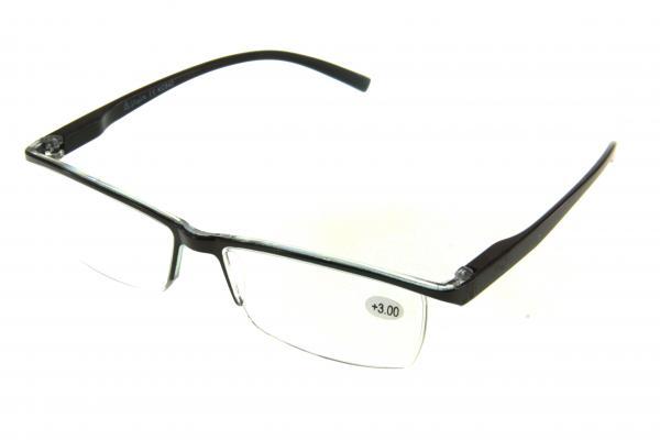 """очки готовые """"Airstyle"""" KC-842 (пластик) черный"""