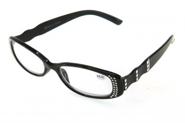 """очки готовые """"Airstyle"""" KC-869 (пластик) черный"""