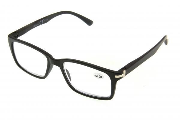 """очки готовые """"Airstyle"""" KC-873 (пластик) черный"""