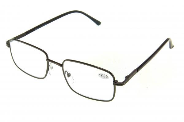 """очки готовые """"Airstyle"""" KC-9280 (металл) черный"""