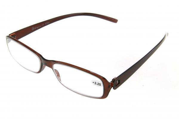 """очки готовые """"Airstyle"""" KC-981 (пластик) коричневый"""