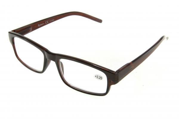 """очки готовые """"Airstyle"""" KC-986 (пластик) коричневый"""
