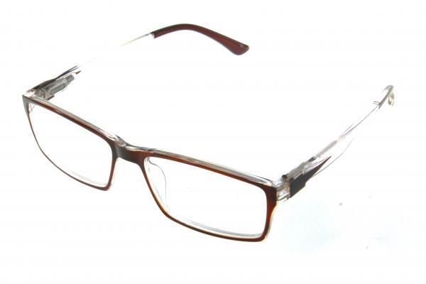 """очки готовые """"Airstyle"""" RFC 1003 (пластик) коричневый"""