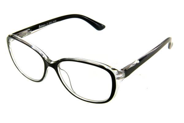 """очки готовые """"Airstyle"""" RFC 1018 (пластик) черный"""