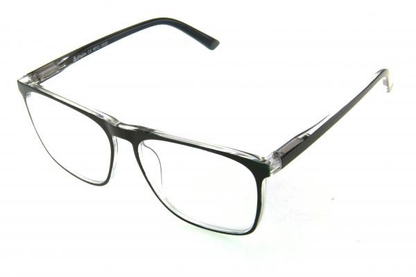 """очки готовые """"Airstyle"""" RFC 1022 (пластик) черный"""