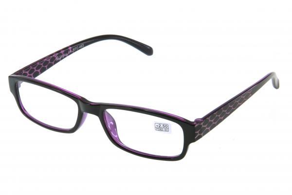 """очки готовые """"Airstyle"""" RFC 463 (пластик) фиолетовый"""