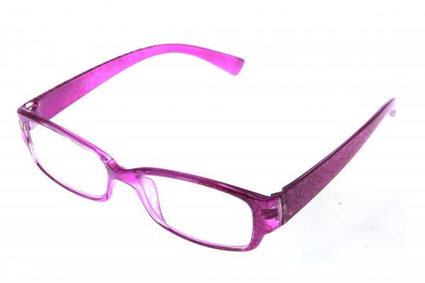 """очки готовые """"Airstyle"""" RFC 761 (пластик) фиолетовый"""