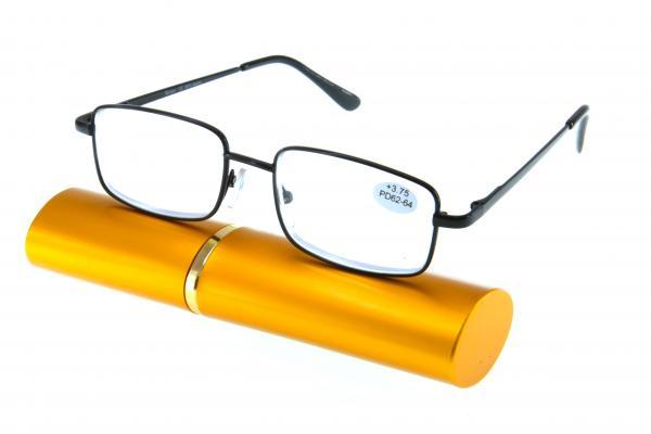 """очки готовые """"Airstyle"""" RFC M404 (металл) черный"""