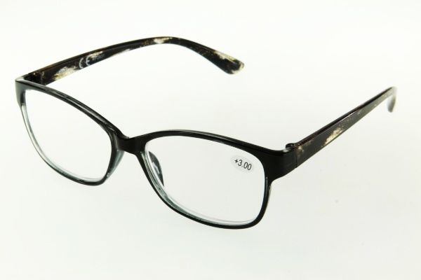 "очки готовые ""Airstyle"" RP2831 (пластик) черный"