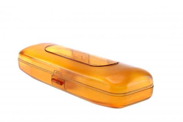Футляр B-227 (col.2) оранжевый
