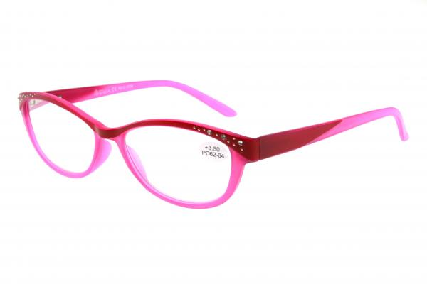 """очки готовые """"Airstyle"""" R212-1779 красный"""