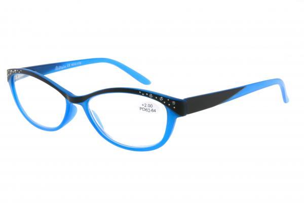 """очки готовые """"Airstyle"""" R212-1779 синий"""