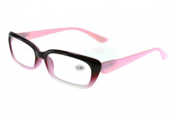 """очки готовые """"Airstyle"""" RP- 1396 (пластик) розовый"""