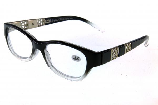 """очки готовые """"Airstyle"""" R212-1953 черный"""