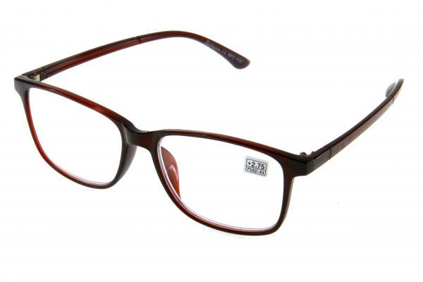 """очки готовые """"Airstyle"""" RFC 829 (пластик) коричневый"""
