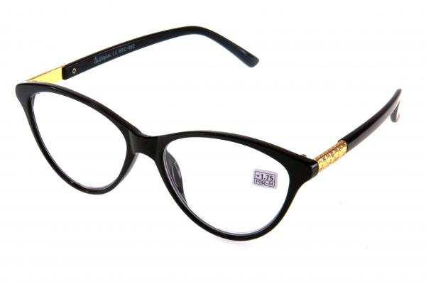 """очки готовые """"Airstyle"""" RFC 922 (пластик) черный"""