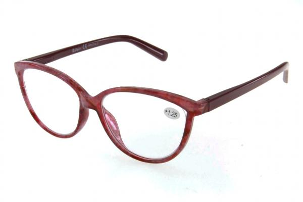 """очки готовые """"Airstyle"""" RP2736-2 (пластик) розовый"""