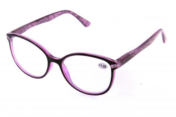 "очки готовые ""Airstyle"" RP2888 (пластик) фиолетовый"