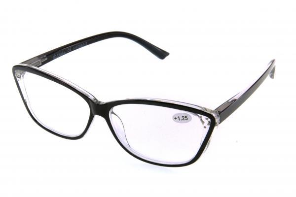 "очки готовые ""Airstyle"" RP2982-2 (пластик) чёрный"