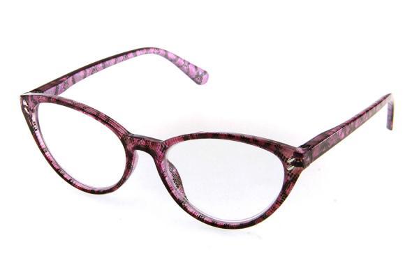 "очки готовые ""Airstyle"" RP5178 (пластик) фиолетовый"