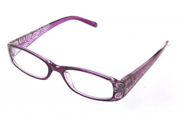 "очки готовые ""Airstyle"" RP973 (пластик) фиолетовый"