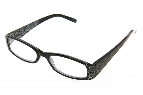 "очки готовые ""Airstyle"" RP973 (пластик) черный"