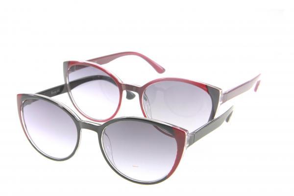 очки готовые RA0722 (тонированные)