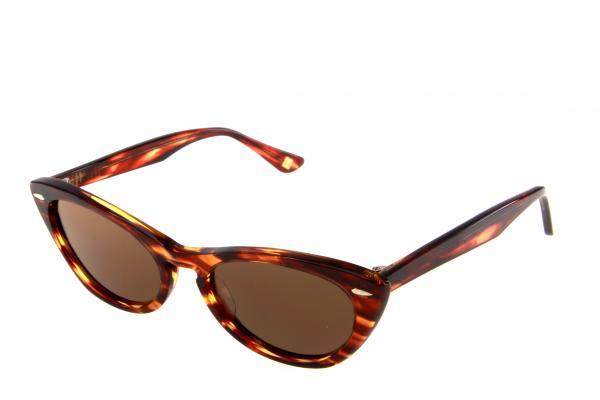 "AT8141 очки с/з ""Polarized"" c2 коричневый"
