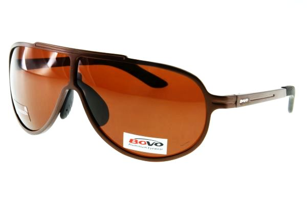 "BFS236 очки с/з "" BOVO"" с.3 коричневый"