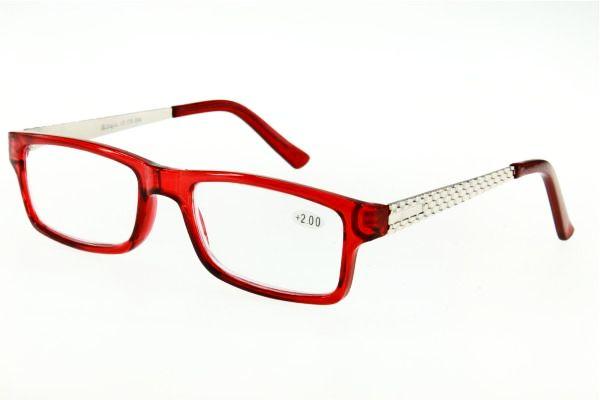 """очки готовые """"Airstyle"""" CR 304 красный"""
