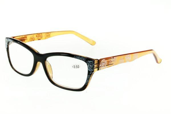 """очки готовые """"Airstyle"""" CRP 414 (пластик) коричневый"""