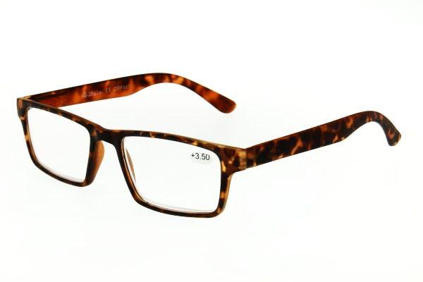 """очки готовые """"Airstyle"""" CRP 447 (пластик) коричневый"""