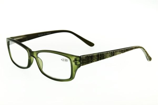 """очки готовые """"Airstyle"""" CRP 537 (пластик) серый"""