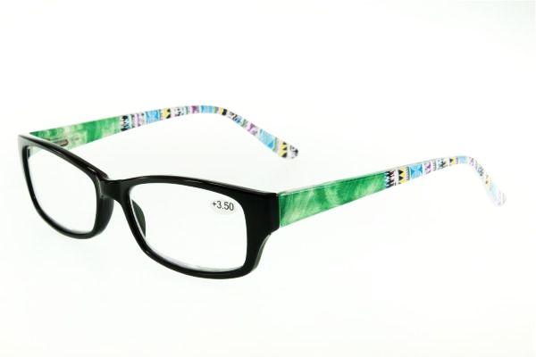 """очки готовые """"Airstyle"""" CRP 538-5 (пластик) черный"""